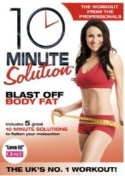 10 minute solution blast off body fat dvd