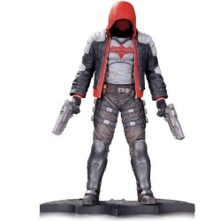 DC Collectibles DC Comics Batman Arkham Knight Red Hood Staty 30cm