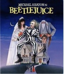 Beetlejuice bluray (import Sv text)