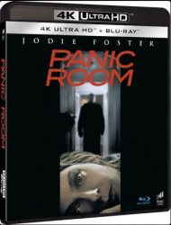 Panic Room - 4K Ultra HD Blu-ray + Blu-ray