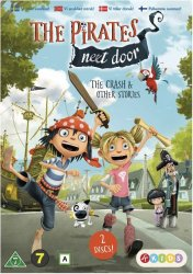 Pirater i huset intill - The crash and other stories DVD