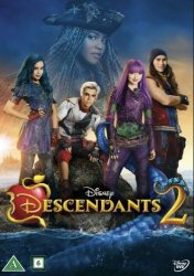 Descendants 2 DVD