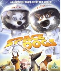 Space dogs bluray (import)
