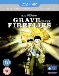 Grave of the Fireflies (Blu-ray+DVD) (Import)