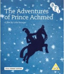 The Adventures of Prince Achmed (Blu-ray + DVD) (Import) från 1926