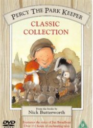 Percy The Park Keeper - Classic Collection DVD (import)