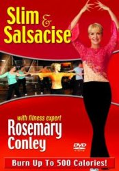 Rosemary Conleys - Slim and Salsacise DVD (import)