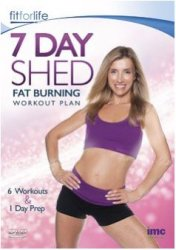7 day shed fat burning workout plan joey bull dvd