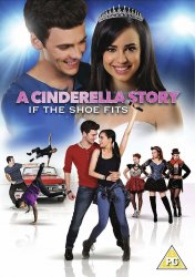 a cinderella story if the shoe fits dvd