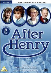 after henry säsong 1-4 series 1 to 4 dvd