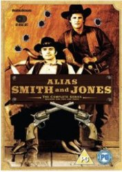 alias smith and jones season 1-3 dvd