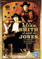alias smith and jones season 1 dvd