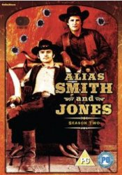 alias smith and jones season 2 dvd