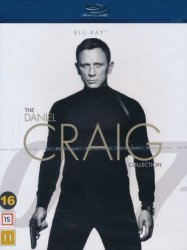 daniel craig collection bluray