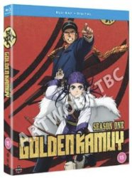 golden kamuy season 1 bluray