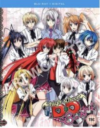 high school dxd born season 3 säsong bluray