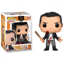 POP figur The Walking Dead Negan Clean Shaven