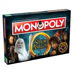 The Lord of the Rings Monopoly game