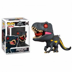 Funko POP figure Jurassic World Fallen Kingdom Indoraptor