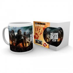 The Walking Dead Fire mug