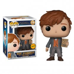 Funko POP figure Fantastic Beasts 2 The Crimes of Grindelwald Newt Scamander Chase