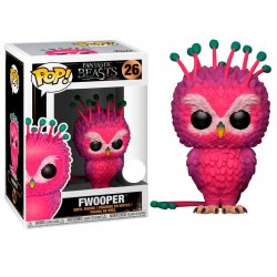 Funko POP figure Fantastic Beasts 2 The Crimes of Grindelwald Fwooper Exclusive