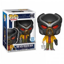 Funko POP figure The Predator Rory with Predator Mask Exclusive