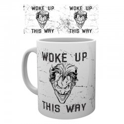 Batman comic Joker Woke Up This Way mug