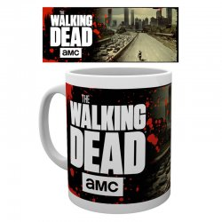 The Walking Dead Season One Key Art mug