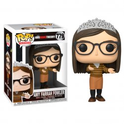 POP figur The Big Bang Theory Amy serie 2