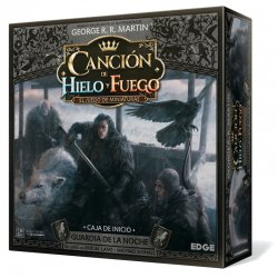 Spanish Game of Thrones Night Watch board game