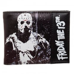 Friday the 13th bifold wallet