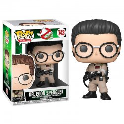 Funko POP figure Ghostbusters Dr, Egon Spengler