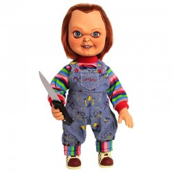 Childs Play Chucky doll with sound 38cm