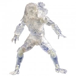 Predator Invisible Jungle Hunter Exclusive articulated figure 11cm