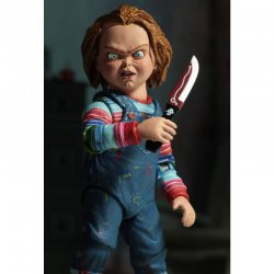 Childs Play Ultimate Chucky articulated figure 10cm
