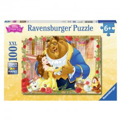 Disney The Beauty and the Beast puzzle XL 100pcs