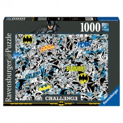 DC Comics Batman puzzle 1000pcs