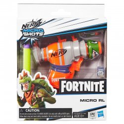 Nerf Fortnite Micro RL Micro Shots