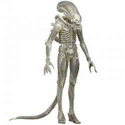 Alien action figur 40th Anniversary prototyp