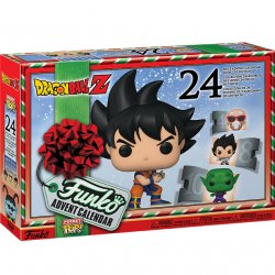 Dragon Ball Z Adventskalender från POP