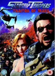 starship troopers traitor of mars dvd