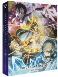 sword art online alicization part 2 collectors edition bluray