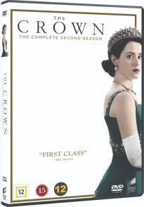 the crown säsong 2 dvd