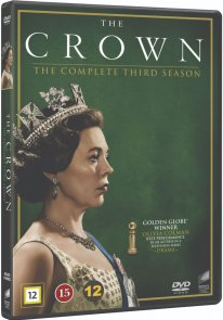 the crown säsong 3 dvd