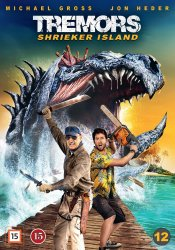 tremors shrieker island dvd