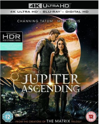 Jupiter Ascending 4K Ultra HD