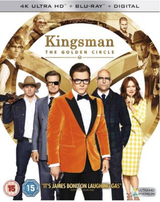 Kingsman - The Golden Circle 4K Ultra HD