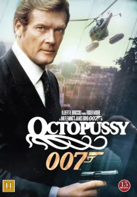 007 James Bond - Octopussy DVD