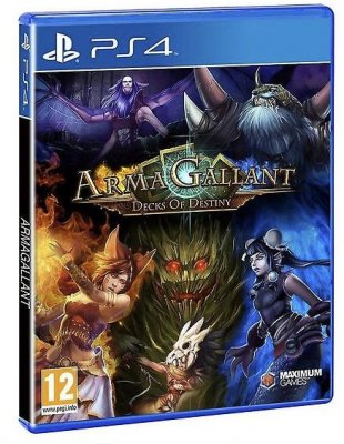Arma Gallant: Decks of Destiny (PS4)